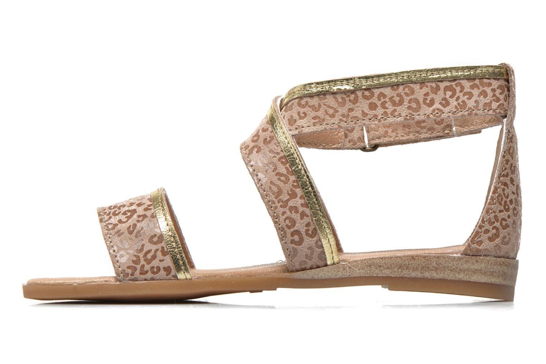 Sandali e scarpe aperte Mod8 Joyce Beige immagine frontale
