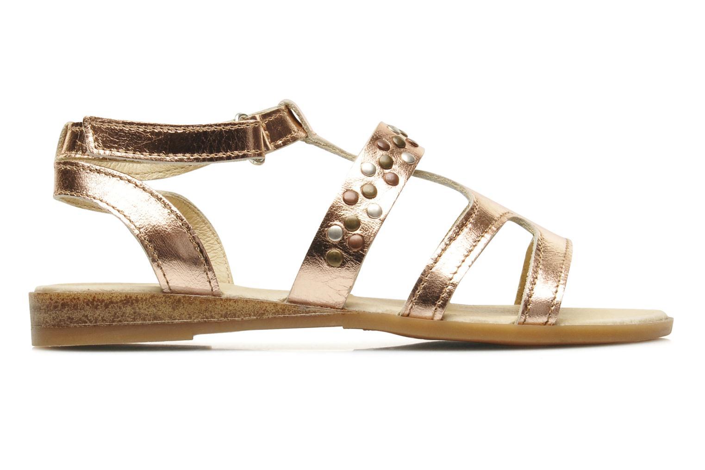 Sandales et nu-pieds Mod8 JADE Rose vue derrière