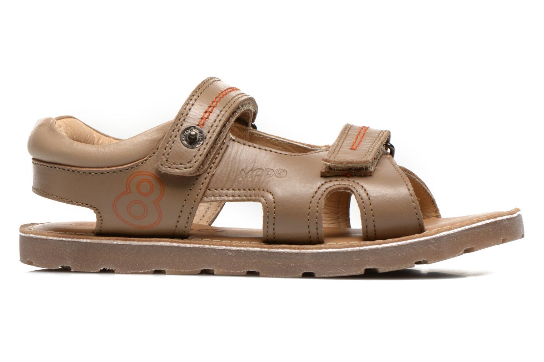 Sandales et nu-pieds Mod8 RONALDO Beige vue derrière