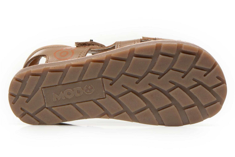 Sandales et nu-pieds Mod8 RONALDO Beige vue haut