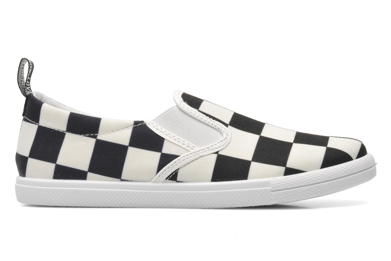 Sneaker Love Moschino Check mehrfarbig ansicht von hinten