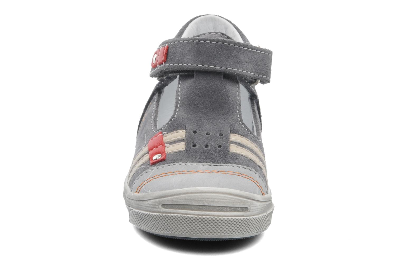 Sommerschuhe Bopy BARANE grau schuhe getragen