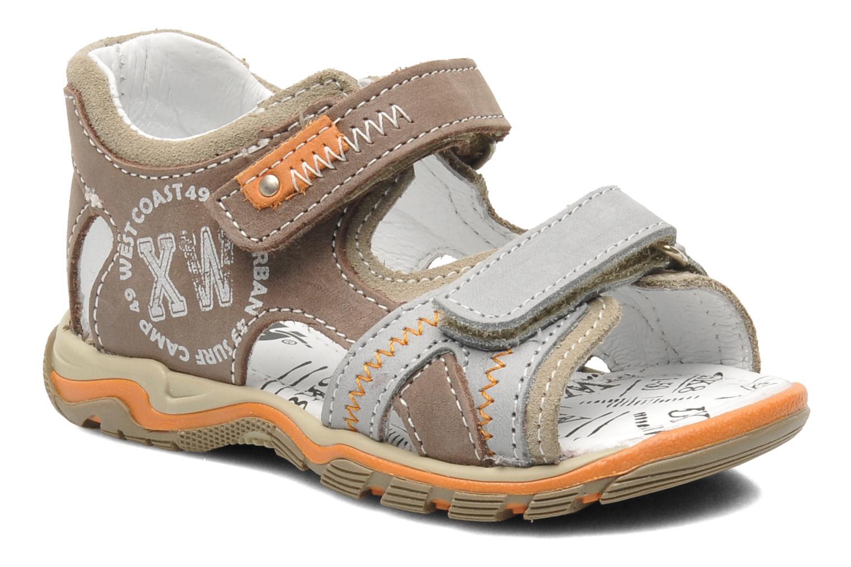 Sandali e scarpe aperte Bopy BEBOLT Marrone vedi dettaglio/paio