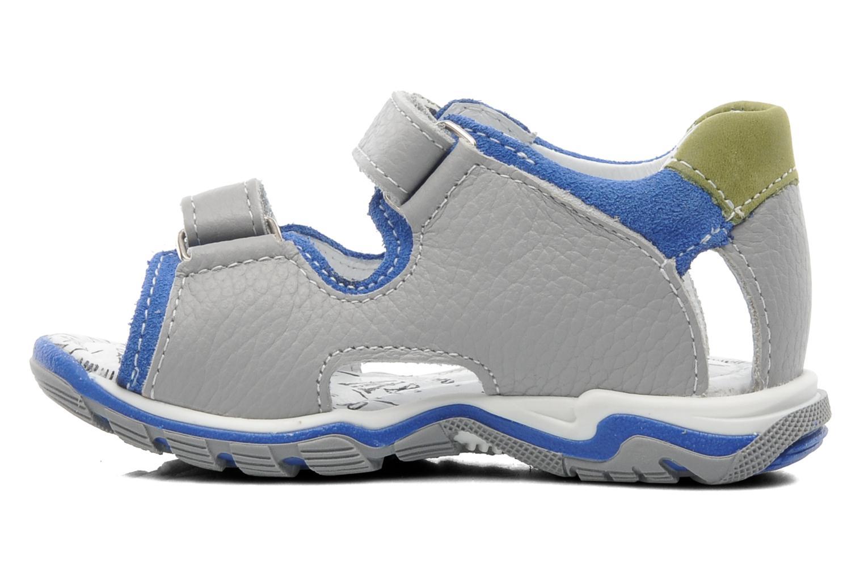Sandali e scarpe aperte Bopy BEPANY Grigio immagine frontale