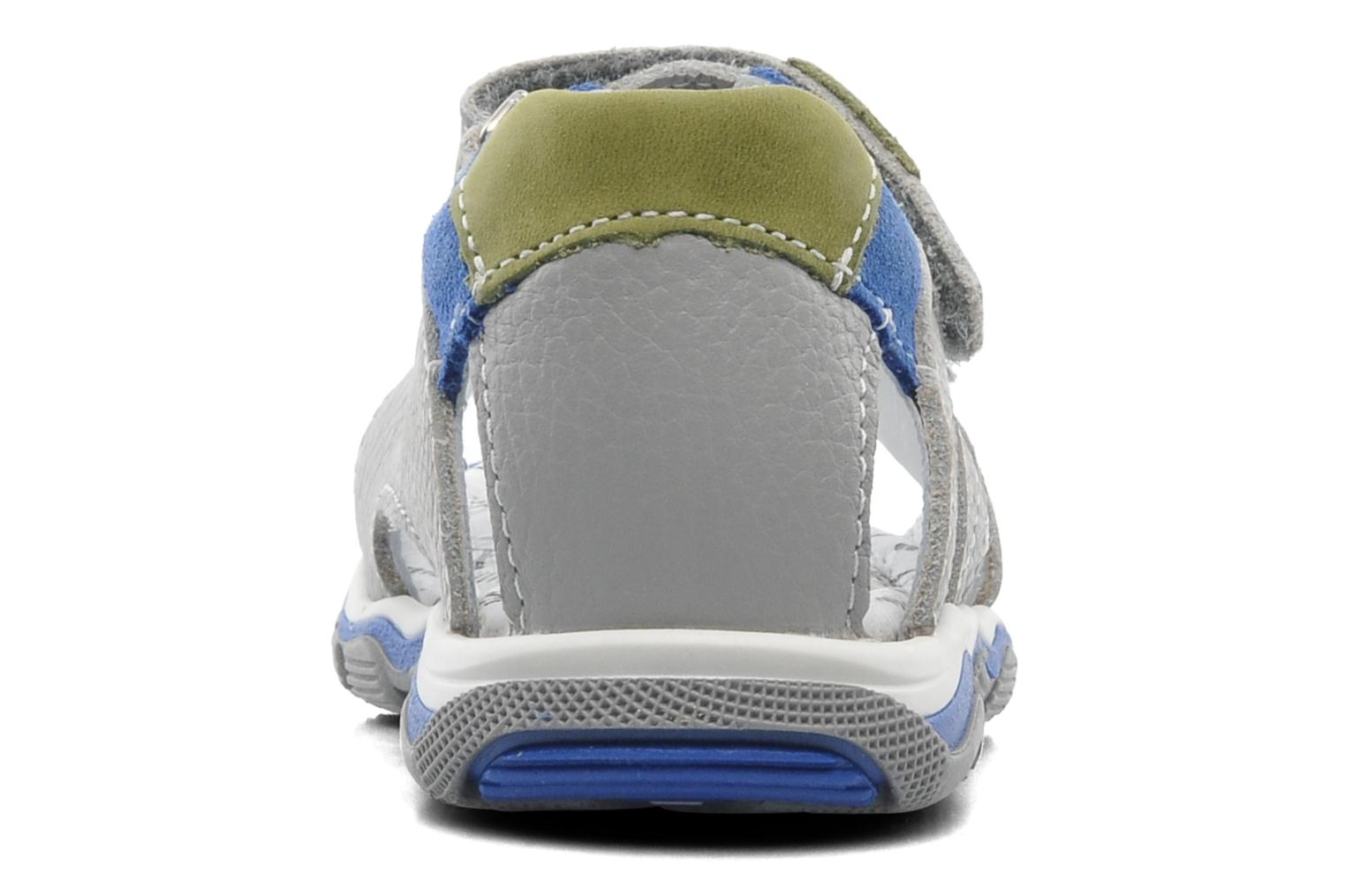Sandals Bopy BEPANY Grey view from the right