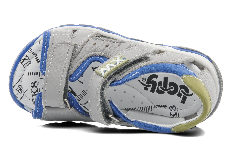 Sandali e scarpe aperte Bopy BEPANY Grigio immagine sinistra