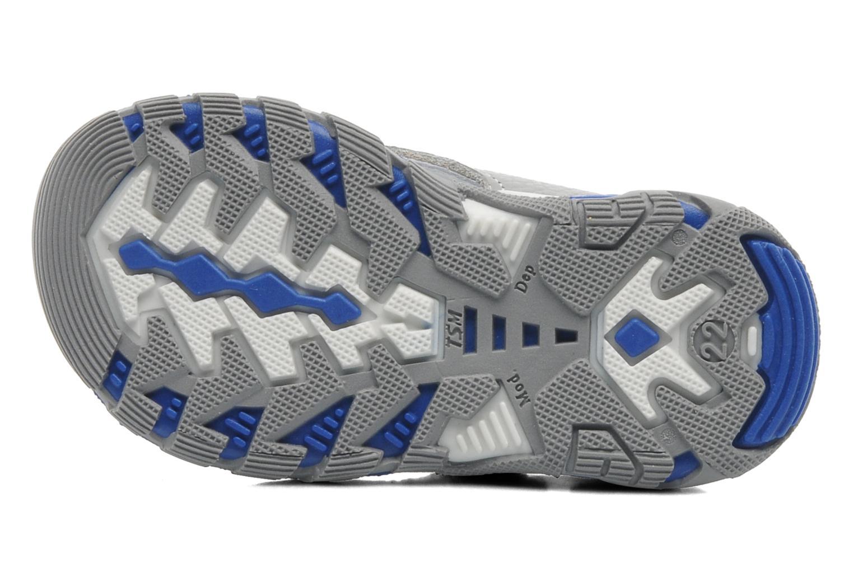 Sandales et nu-pieds Bopy BEPANY Gris vue haut