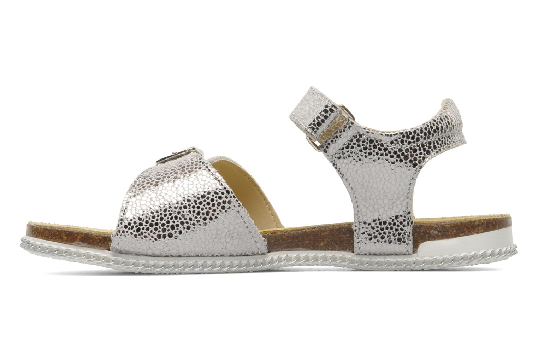 Sandali e scarpe aperte Bopy ESPALA Argento immagine frontale