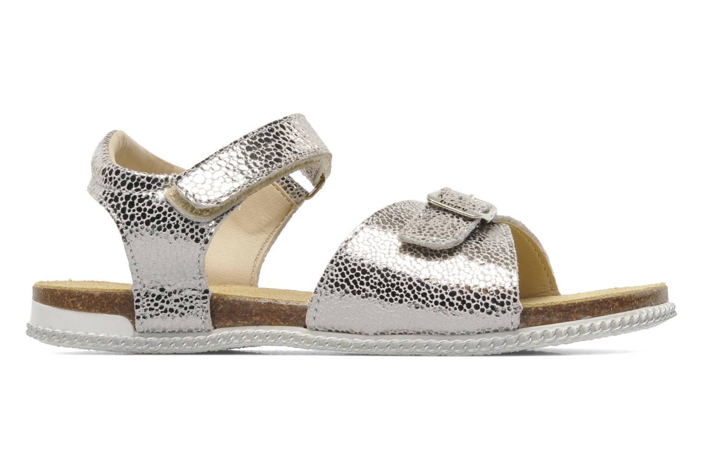 Sandali e scarpe aperte Bopy ESPALA Argento immagine posteriore