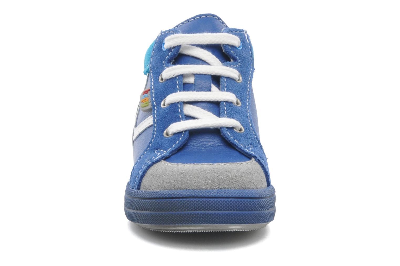 Baskets Bopy ZITONADE Bleu vue portées chaussures