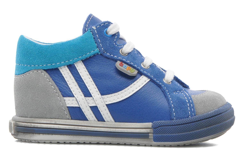 Baskets Bopy ZITONADE Bleu vue derrière