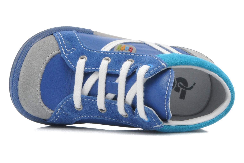 Baskets Bopy ZITONADE Bleu vue gauche