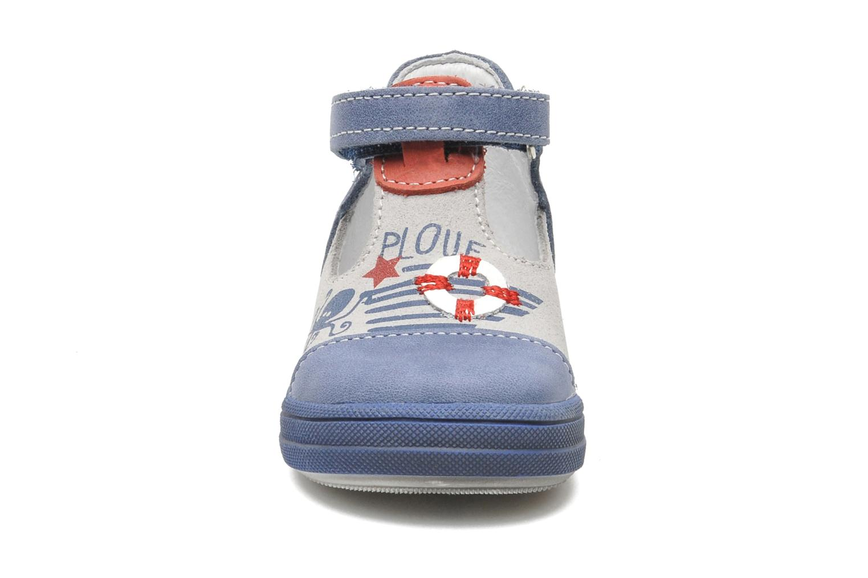Bottines et boots Bopy ZLOUF Bleu vue portées chaussures