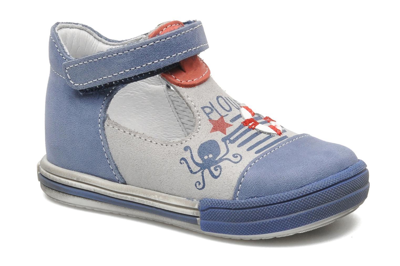 Bottines et boots Bopy ZLOUF Bleu vue détail/paire