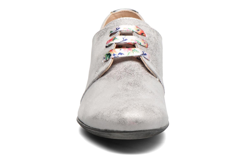 Chaussures à lacets Dorking Candy 5058 Gris vue portées chaussures