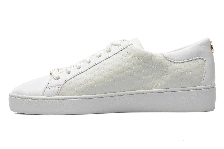 Sneakers Michael Michael Kors Colby Sneaker Wit voorkant