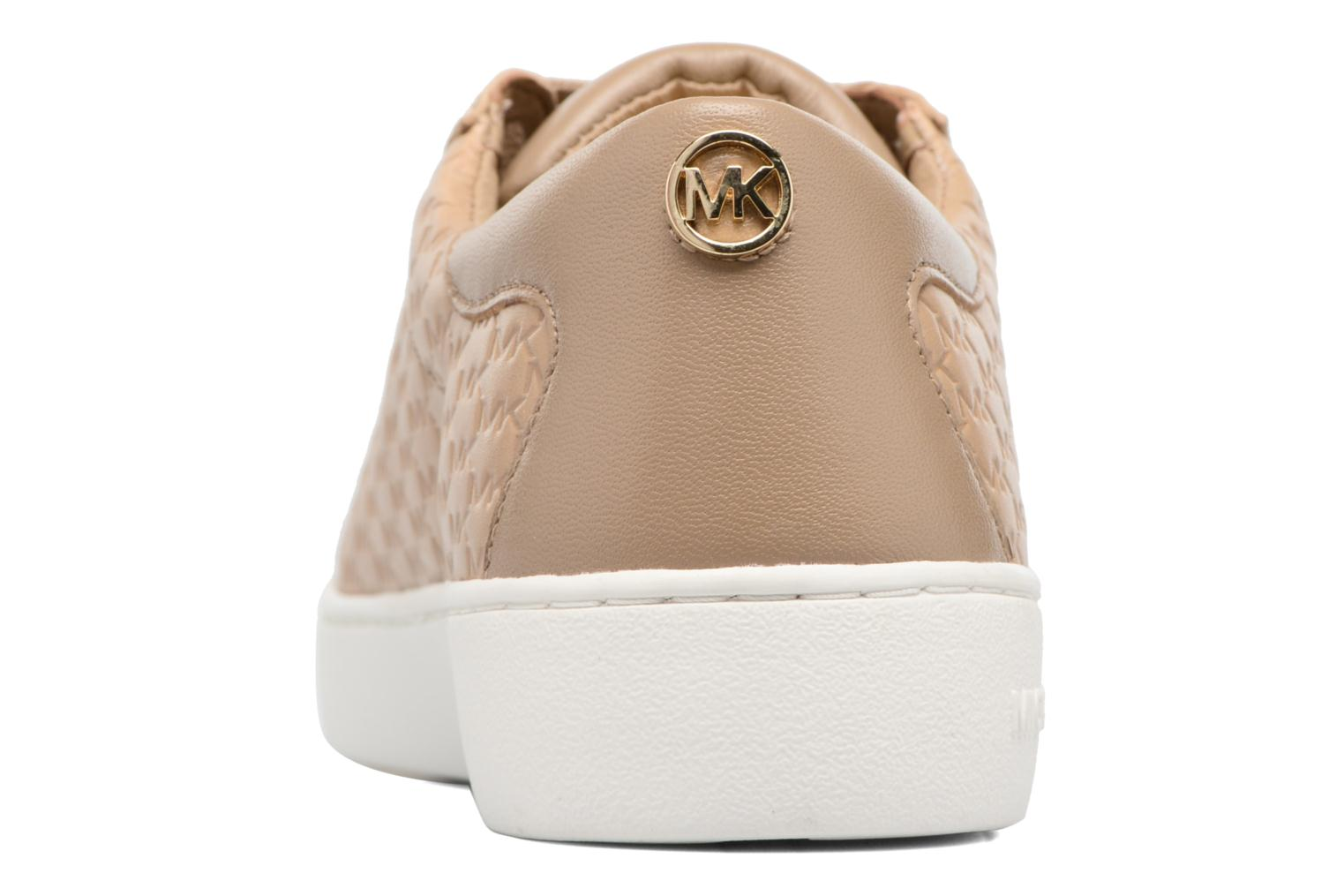 Trainers Michael Michael Kors Colby Sneaker Green view from the right