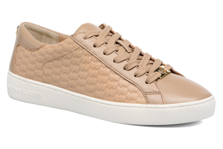 Baskets Michael Michael Kors Colby Sneaker Vert vue détail/paire