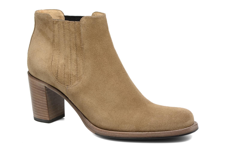 Bottines et boots Free Lance Legend 7 Boot Elast Beige vue détail/paire