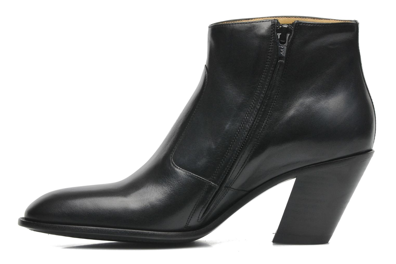 Bottines et boots Free Lance Demy 7 zip boot Noir vue face