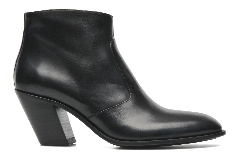 Bottines et boots Free Lance Demy 7 zip boot Noir vue derrière