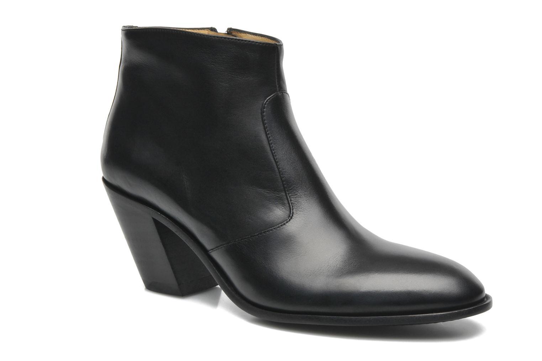 Bottines et boots Free Lance Demy 7 zip boot Noir vue détail/paire