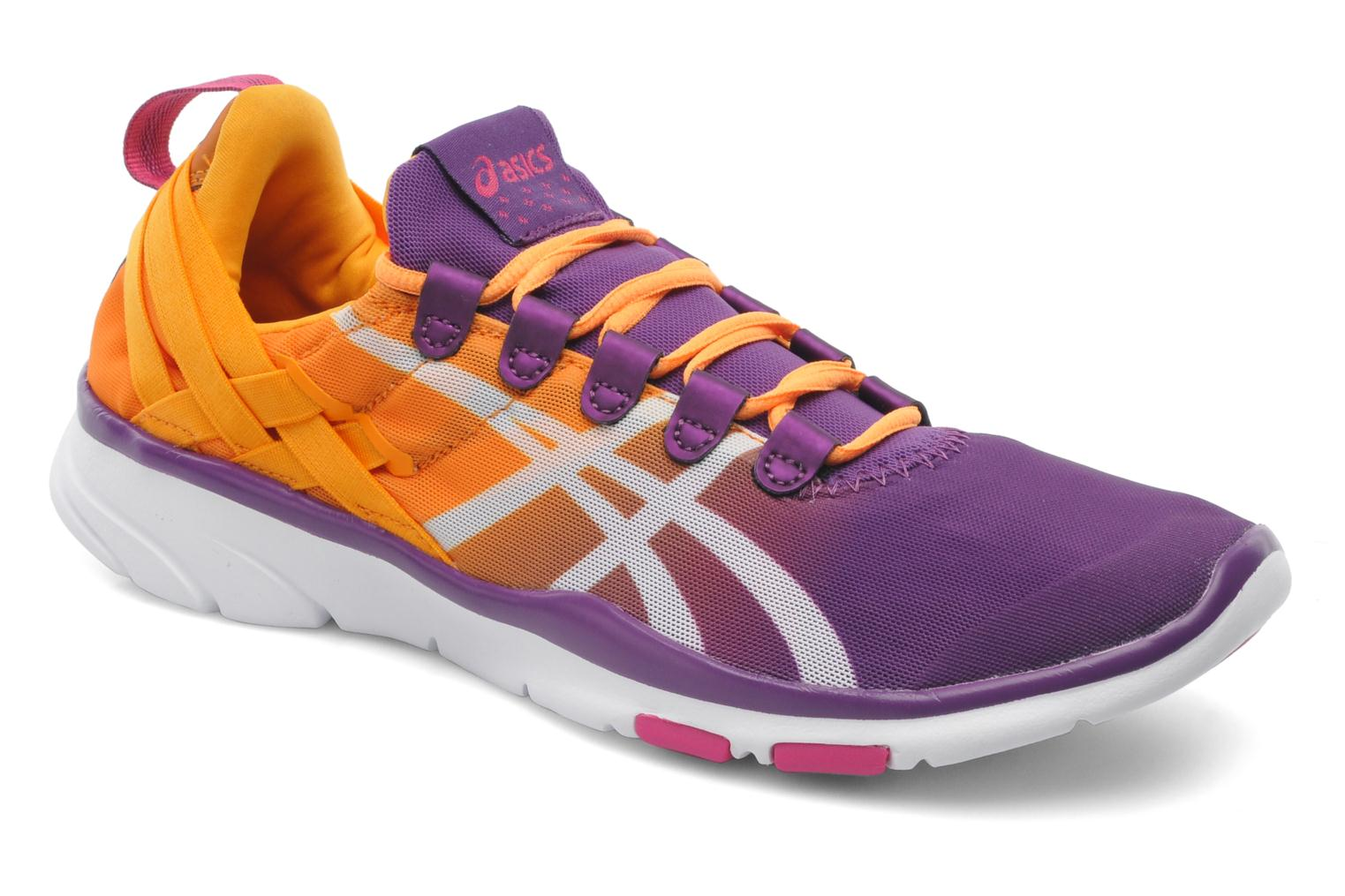 asics gel fit sana purple