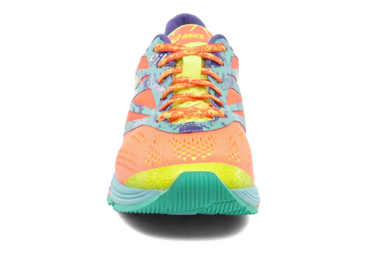 Sportschuhe Asics Lady Gel-Noosa Tri 10 mehrfarbig schuhe getragen