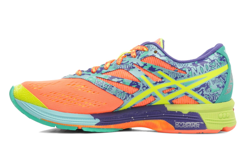 Sportschuhe Asics Lady Gel-Noosa Tri 10 mehrfarbig ansicht von vorne