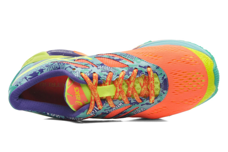 Sportschuhe Asics Lady Gel-Noosa Tri 10 mehrfarbig ansicht von links
