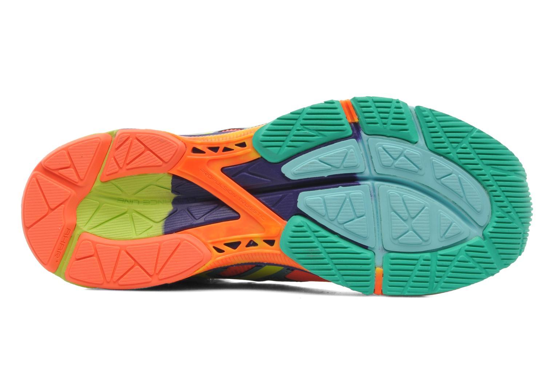 Sportschuhe Asics Lady Gel-Noosa Tri 10 mehrfarbig ansicht von oben