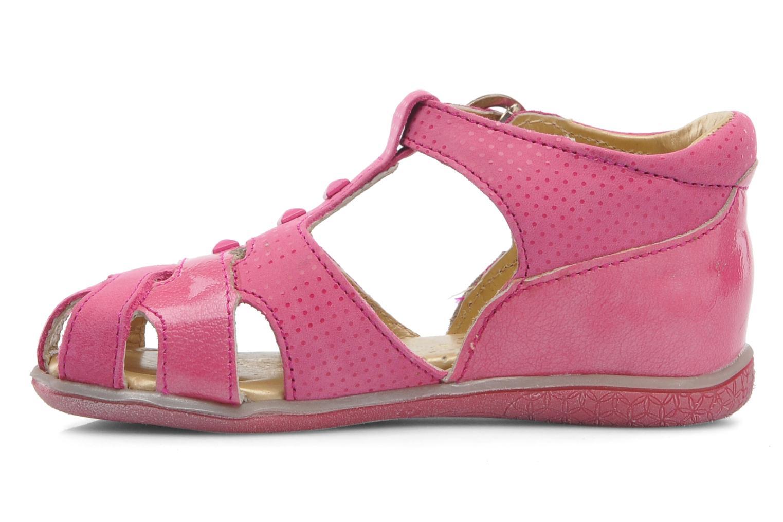Sandales et nu-pieds Babybotte Tamika Rose vue face