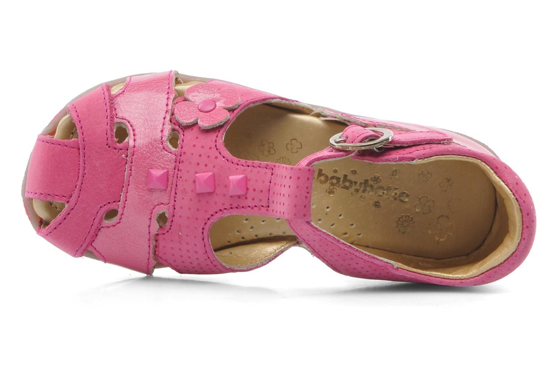 Sandales et nu-pieds Babybotte Tamika Rose vue gauche
