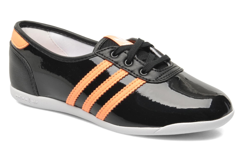 Adidas Originals Forum Slipper 2.0 K (Noir) Ballerines chez Sarenza (212292)