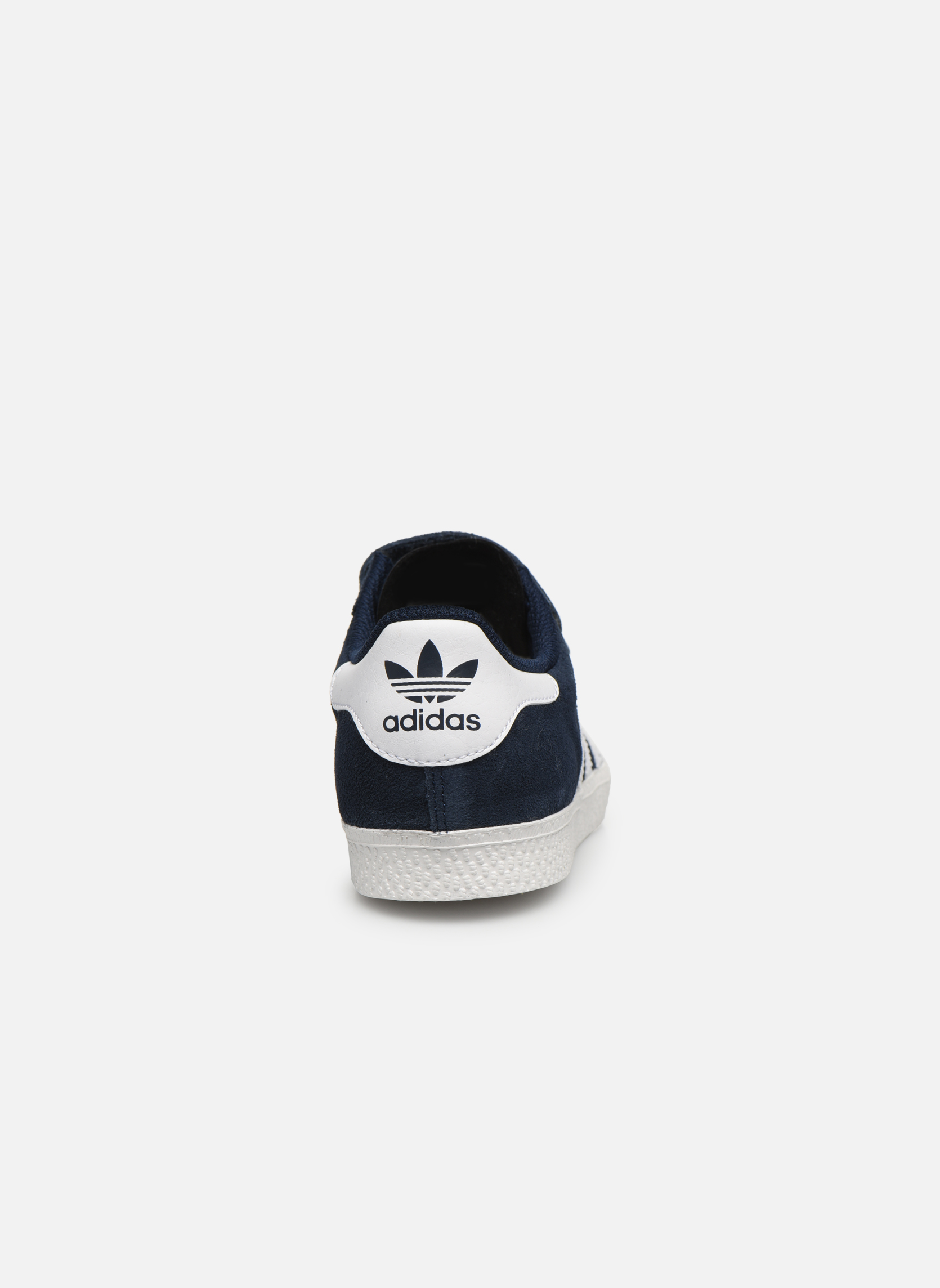 Trainers Adidas Originals GAZELLE 2 CF C Blue view from the right