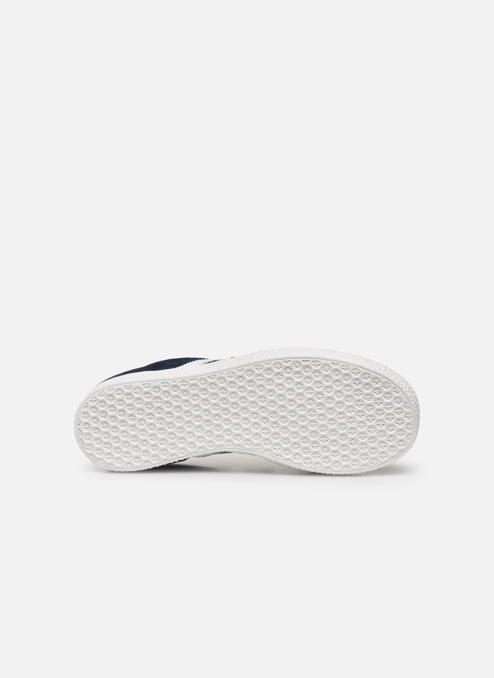 Sneaker Adidas Originals GAZELLE 2 CF C blau ansicht von oben