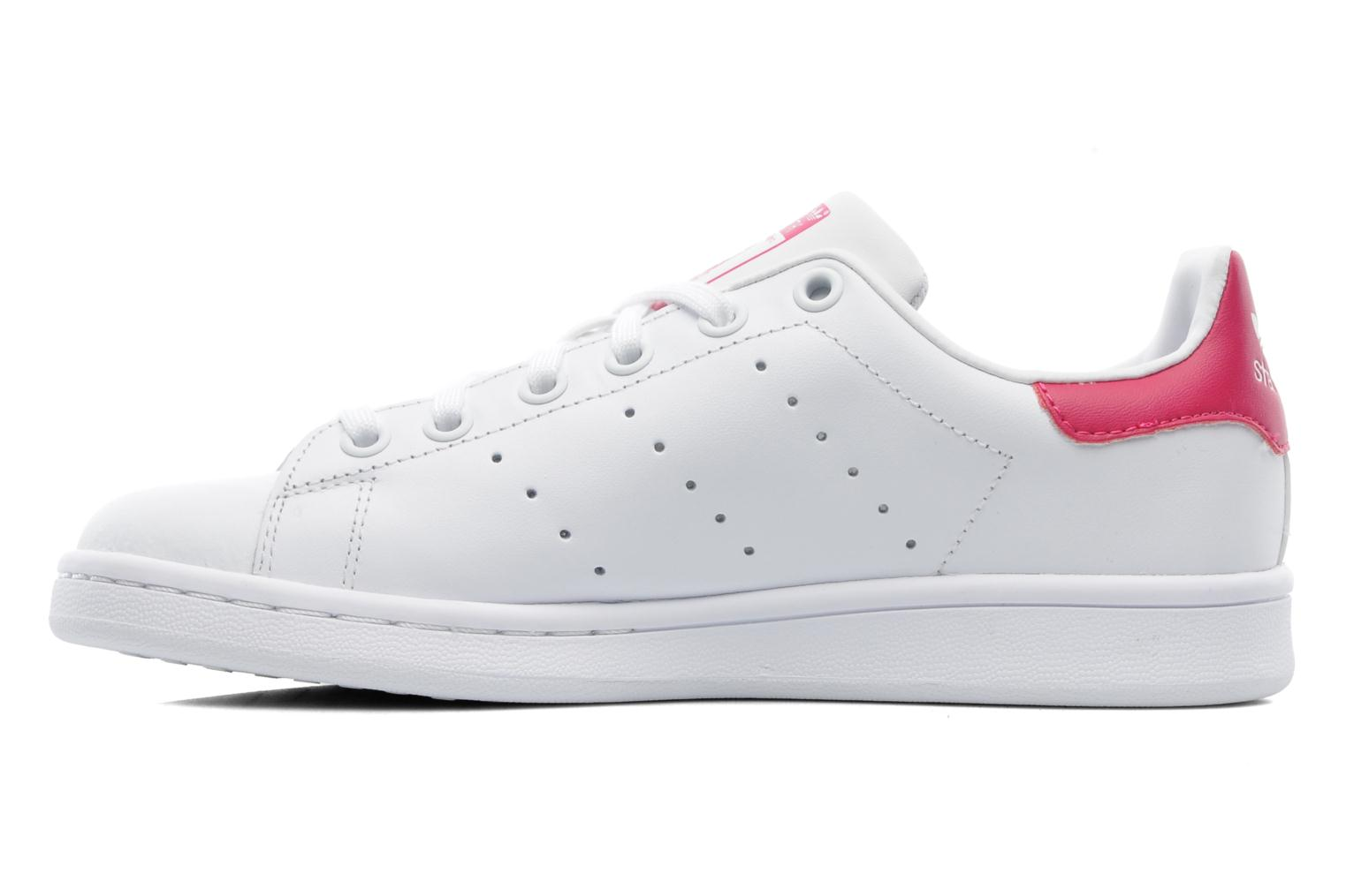 Trainers Adidas Originals STAN SMITH J White front view