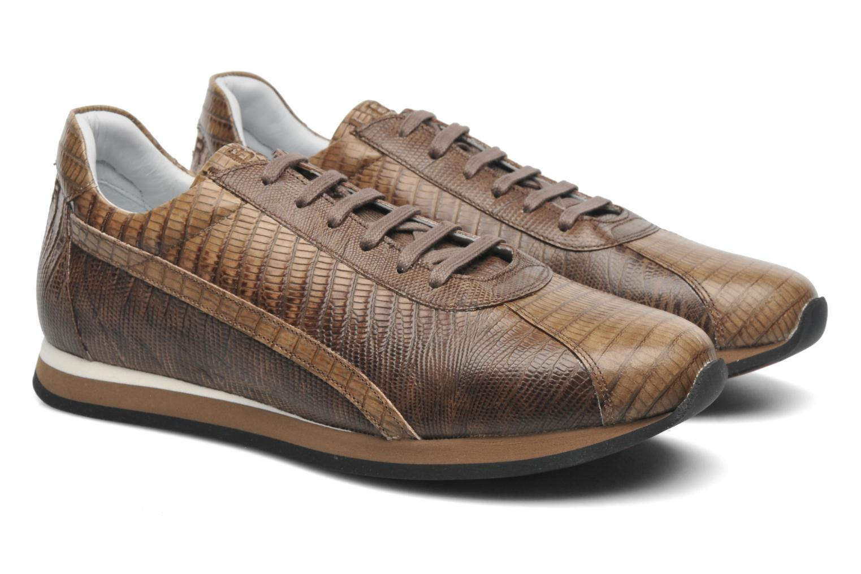 Sneakers Jean-Baptiste Rautureau Adam jogger Marrone immagine 3/4