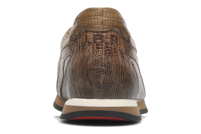 Sneakers Jean-Baptiste Rautureau Adam jogger Marrone immagine destra