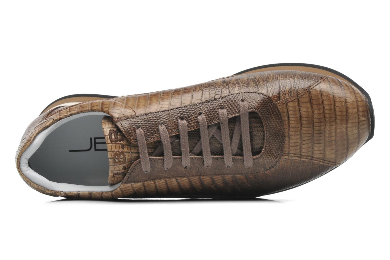 Sneakers Jean-Baptiste Rautureau Adam jogger Marrone immagine sinistra