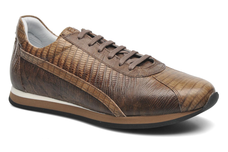 Sneakers Jean-Baptiste Rautureau Adam jogger Marrone vedi dettaglio/paio