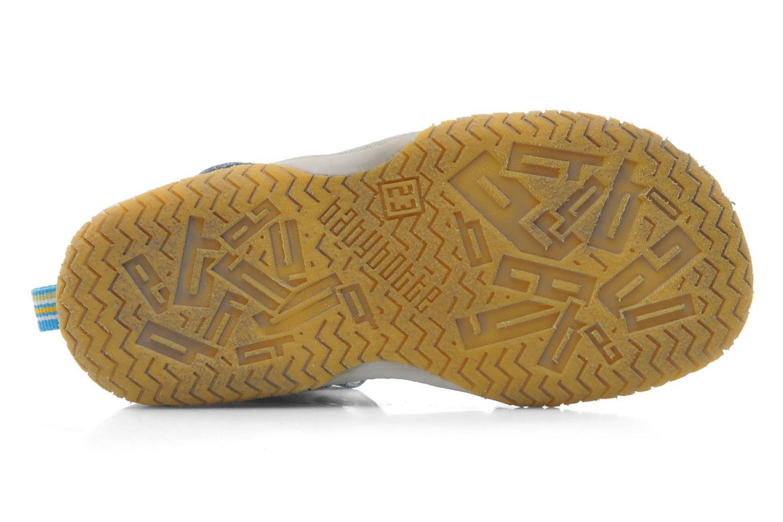 Sandales et nu-pieds Babybotte TICTAK Bleu vue haut