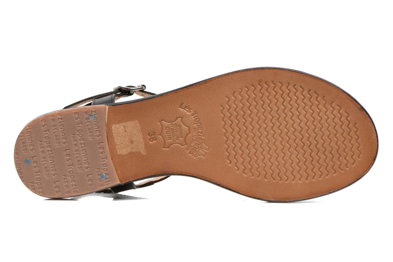 Sandali e scarpe aperte Les Tropéziennes par M Belarbi Bearn Nero immagine dall'alto