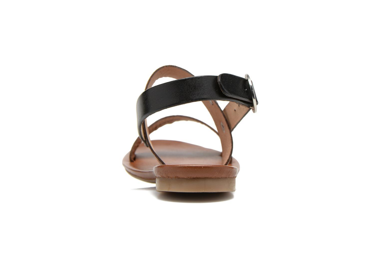 Sandales et nu-pieds Les Tropéziennes par M Belarbi Biniou Multicolore vue droite
