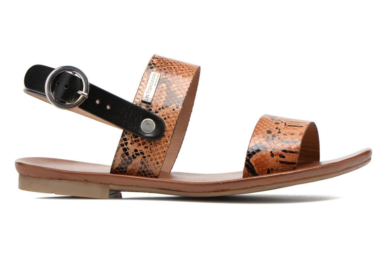 Sandales et nu-pieds Les Tropéziennes par M Belarbi Biniou Multicolore vue derrière
