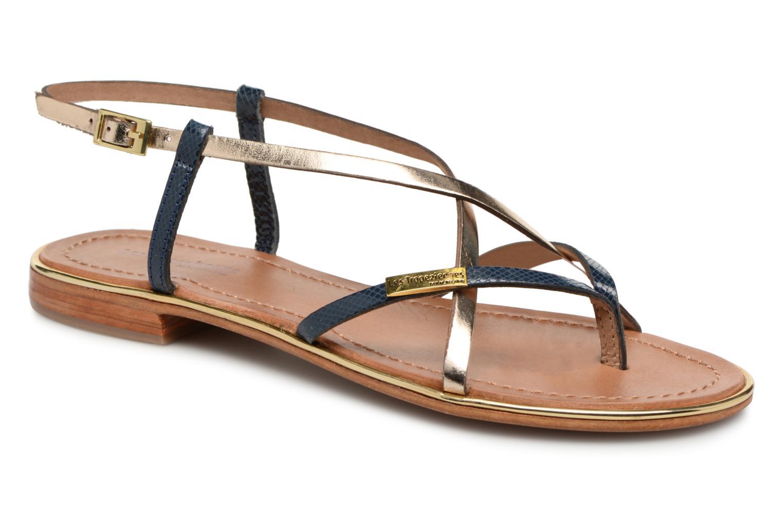 Zapatos promocionales Les Tropéziennes par M Belarbi Monaco (Azul) - Sandalias   Gran descuento