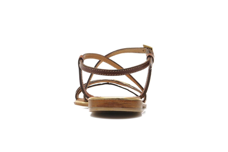 Sandali e scarpe aperte Les Tropéziennes par M Belarbi Balise Marrone immagine destra