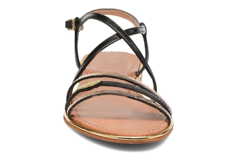 Sandalen Les Tropéziennes par M Belarbi Balise schwarz schuhe getragen