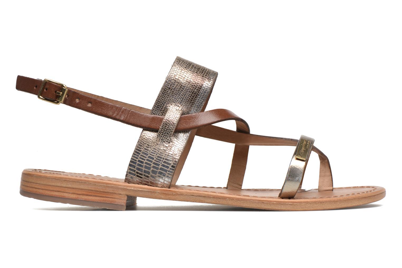 Sandales et nu-pieds Les Tropéziennes par M Belarbi Baule Marron vue derrière