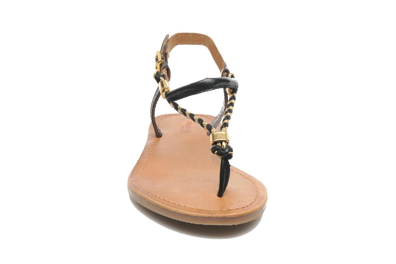 Sandalen Les Tropéziennes par M Belarbi Baryton mehrfarbig schuhe getragen